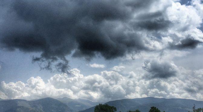 Com es formen les tempestes de tarda?