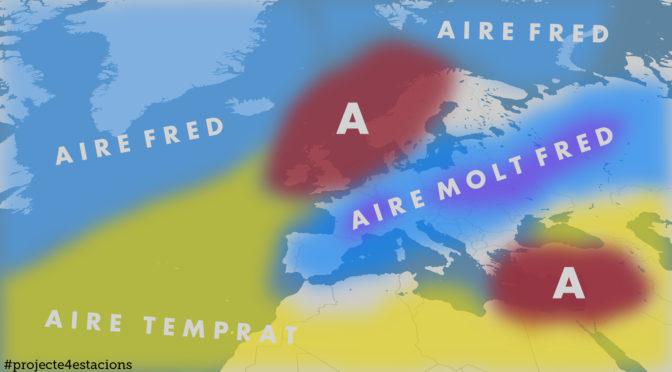Per què no tenim invasions fredes? Quina és la Siberiana perfecte?