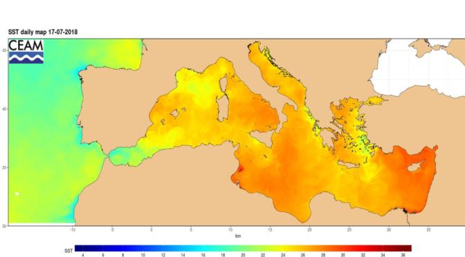 El mediterrani, un niu de tempestes en un futur?