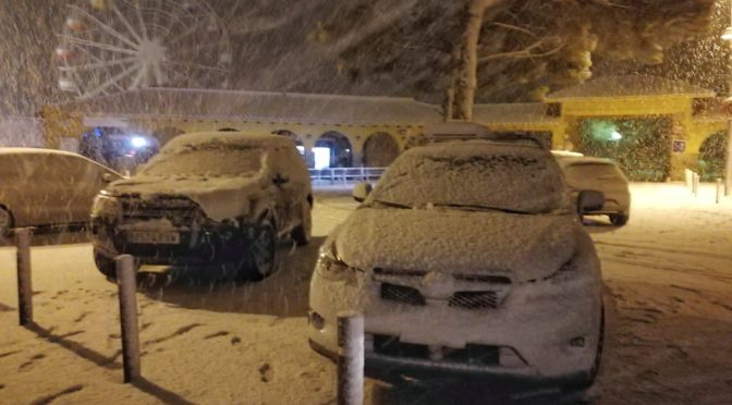 I, a Barcelona hi neva?