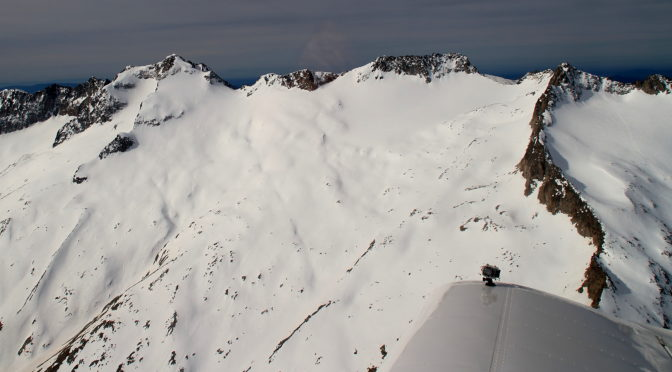 Els sostres del Pirineu des de l´aire!