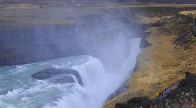 Islàndia, Cercle daurat.