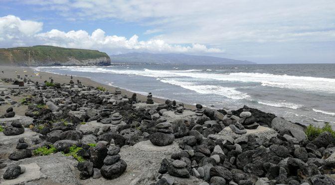 Passeig visual per Sao Miguel, Açores.